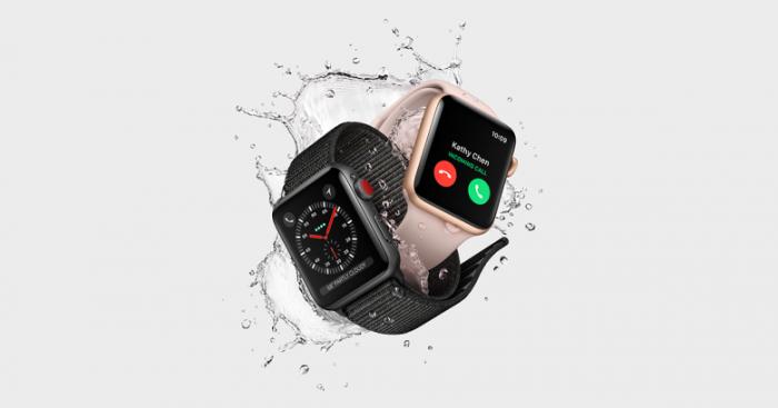 Часы Apple Watch Series 3 могут стать отличным выбором.