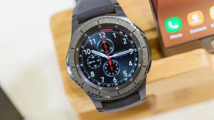 Отличные часы Samsung Gear S3 Frontier для самых разных ситуаций.