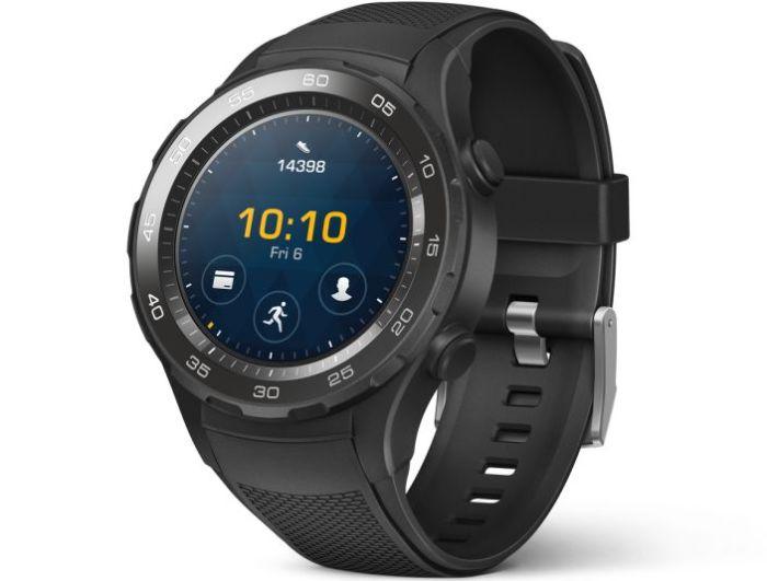 У Huawei Watch 2 все не так плохо, как у ряда конкурентов.