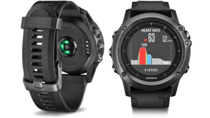 Часы Garmin Fenix 3 будут незаменимы при физических нагрузках.