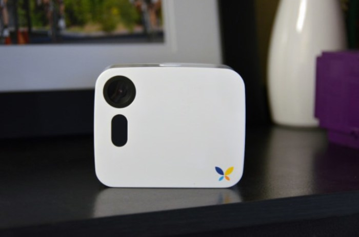 Такая камера, как Butterfleye проследит за всем в доме.