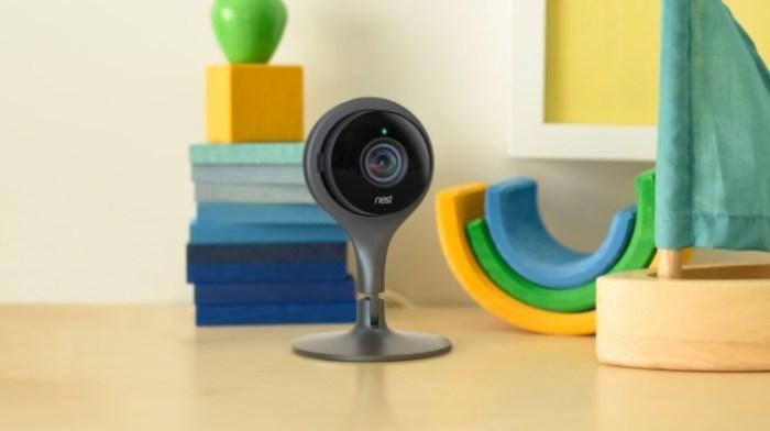 Отличное решение с Nest Cam.