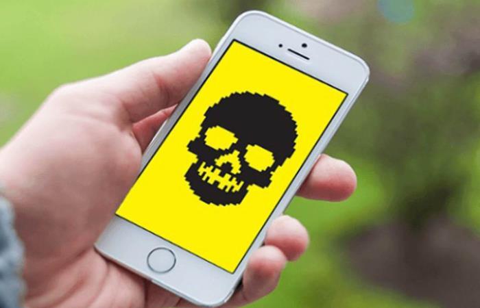 Все опасности, которые несет смартфон.