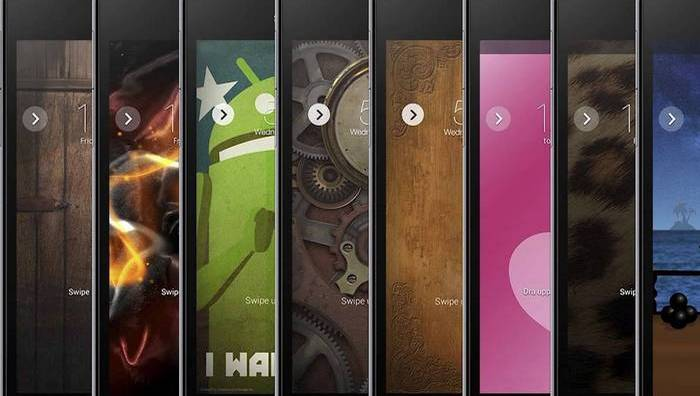 Смартфон Xperia.