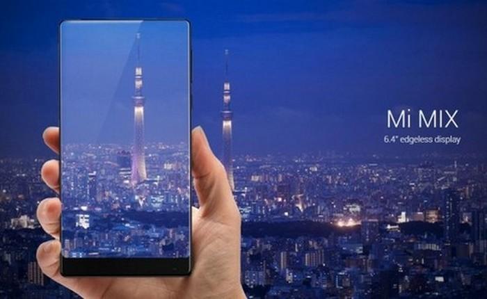 Уникальный гаджет: Xiaomi Mi Mix.