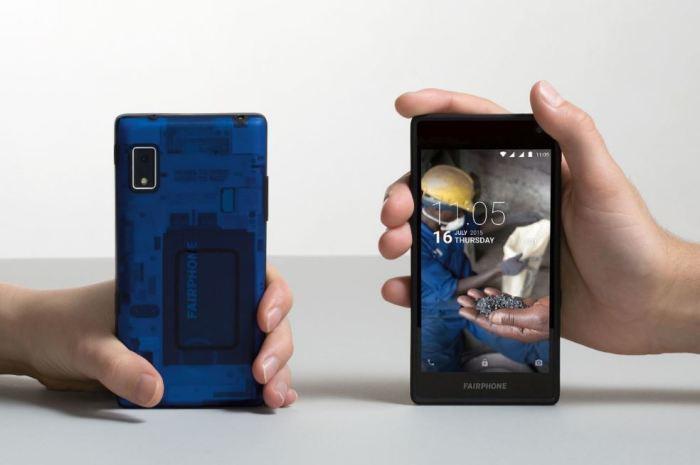 Модульный Fairphone 2 идет по стопам амбициозного проекта.