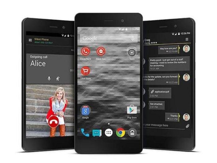 Смартфон  Blackphone2 для тех, кто сильно переживает.