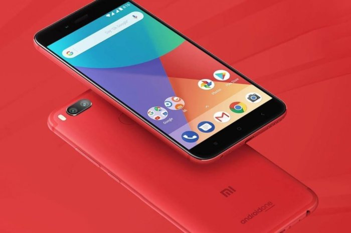 Смартфон Xiaomi Mi A1 оказался самым грязным.¦Фото: park-mobile.ru.