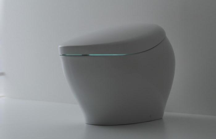 Самый умный туалет на планете.