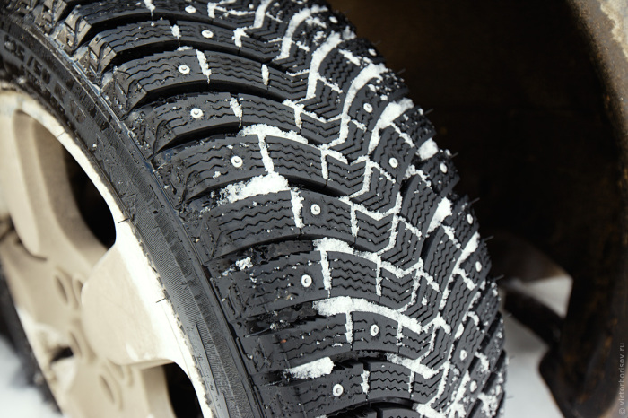 Резина не по сезону - повод для штрафа. |Фото: best-tyres.ru.