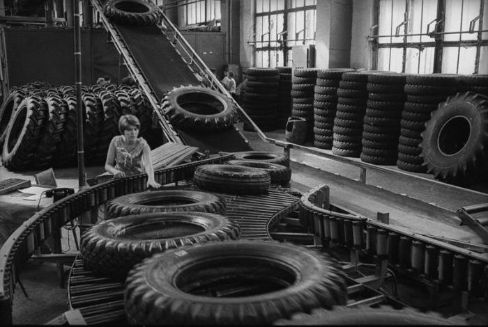 Советских конструкторов посетила гениальная мысль. |Фото: russiainphoto.ru.