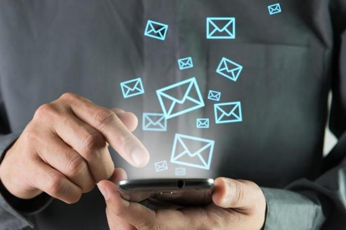 Сегодня SMS почти не используется для общения.
