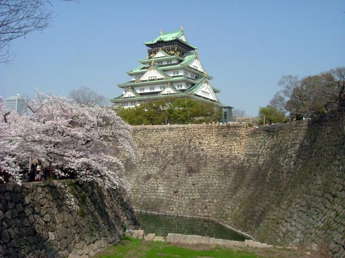 Японская фортификация - это бесконечный компромисс. |Фото: livejournal.com.