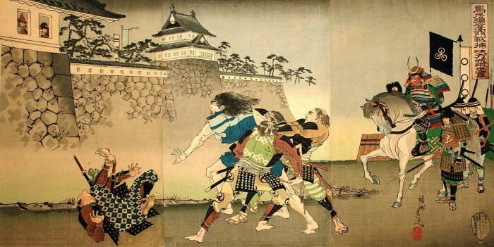 Военное дело Японии - крайне специфическое. |Фото: livejournal.com.