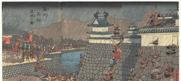 Осады в Японии - дело тонкое. ¦Фото: kalaputski.ru.