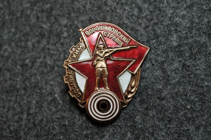 Снайперы в СССР фактически готовились со школы. |Фото: guns.allzip.org.