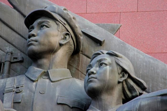 Апологеты Северной Кореи.