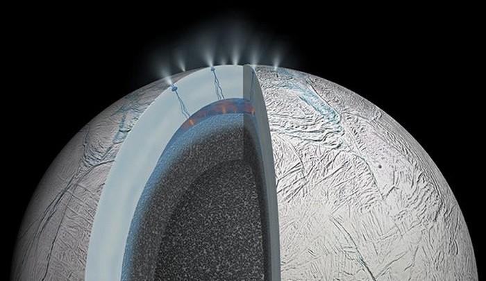 Самый большой спутник Нептуна.