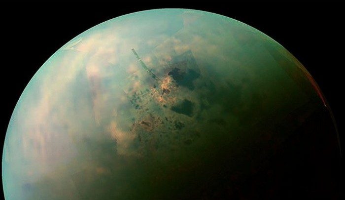 Добро пожаловать на Титан.