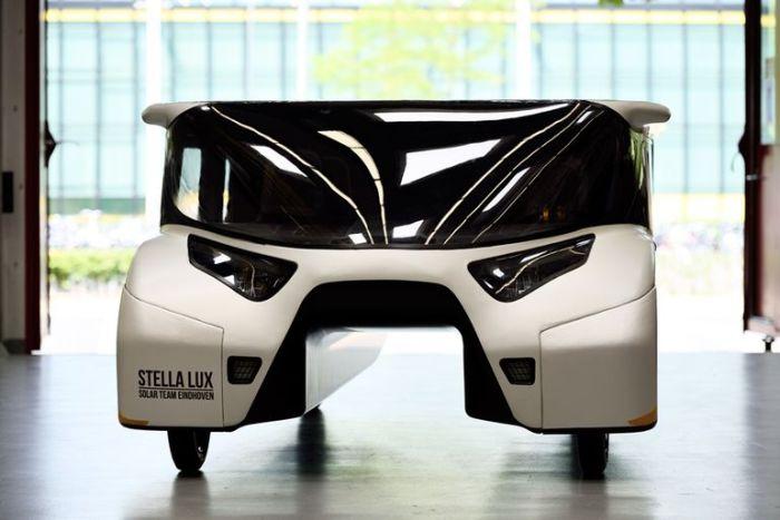 Stella Lux - универсал на солнечных батареях.