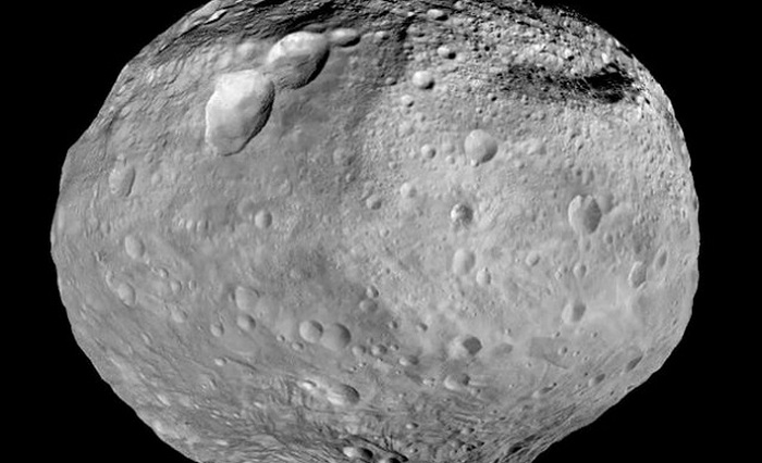 Самый большой астероид.