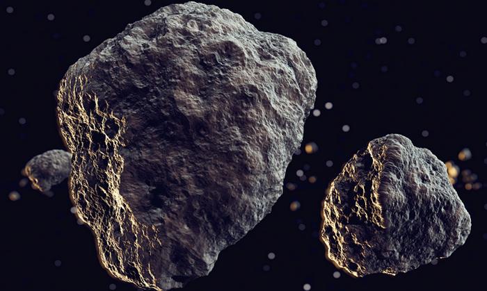 Самые старые астероиды и другие удивительных объекты Солнечной системы.