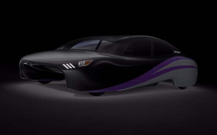 Аэродинамический дизайн продуманный до мелочей.