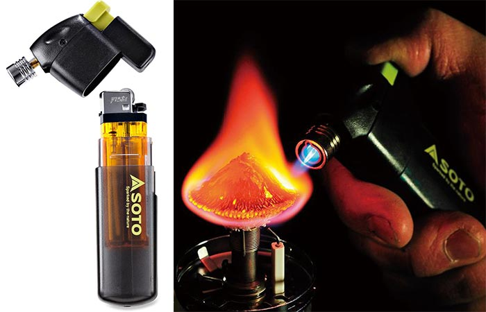 Футляр Soto Pocket Torch.
