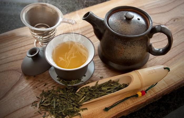 Сон и чай.