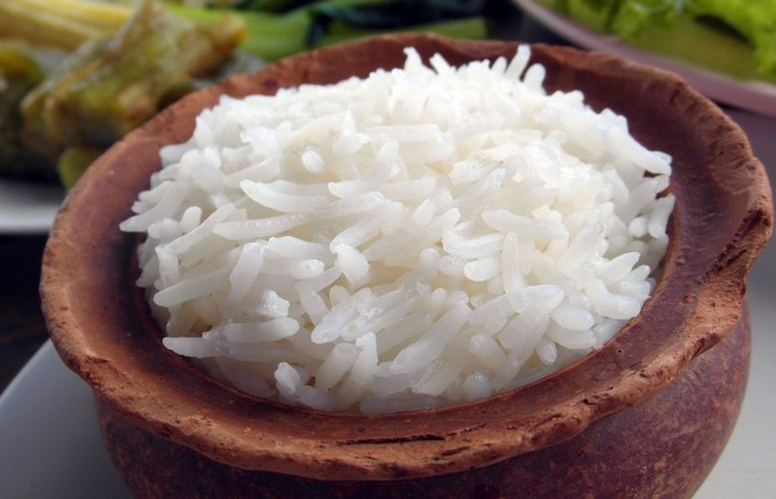 Рис «жасмин» поможет заснуть.