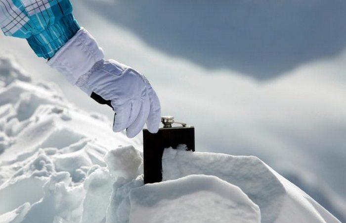 Южный полюс: 24 Новых года.