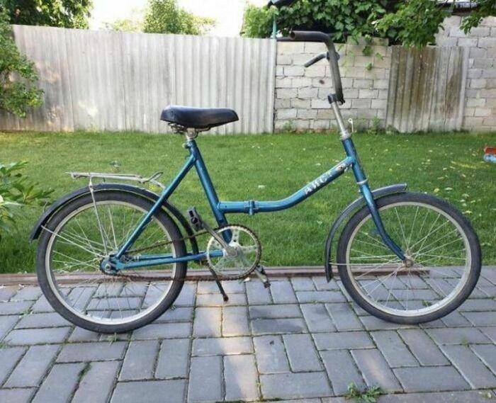 Отличный советский велосипед.  Фото: porosenka.net.