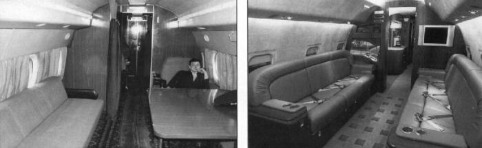 Президентский люкс по-советски.