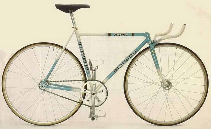 Велосипед «Тахион».