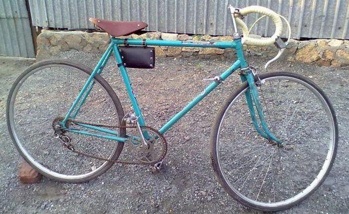 Велосипед «Спутник».