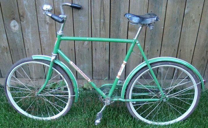 Велосипед «Школьник».