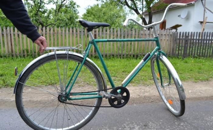 Велосипед «Аист».