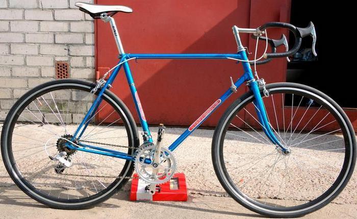 Велосипед «Москва-80».