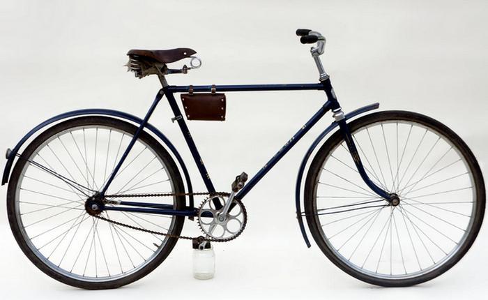 Велосипед «Урал».