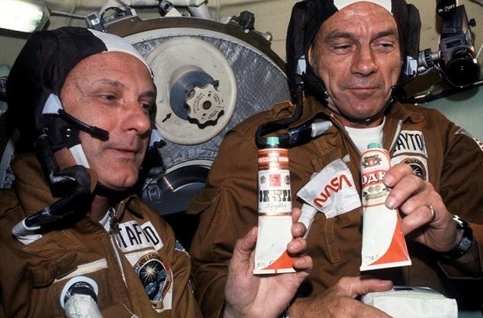 Диета космонавтов.