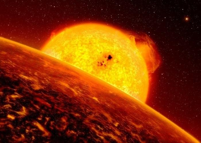 Таинственная планета.