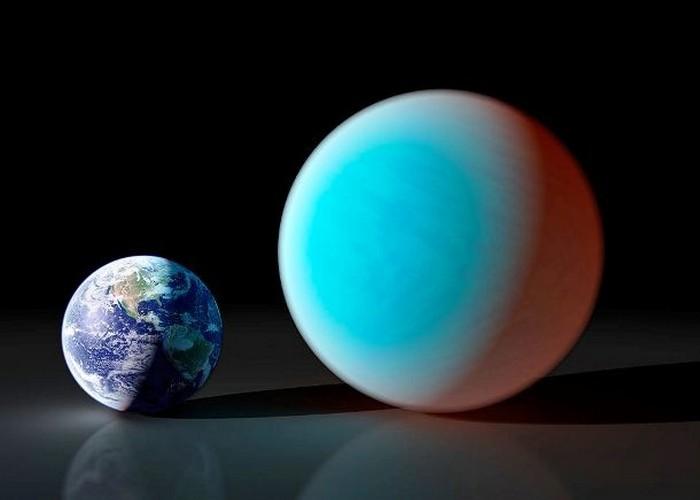 Алмазная планета.