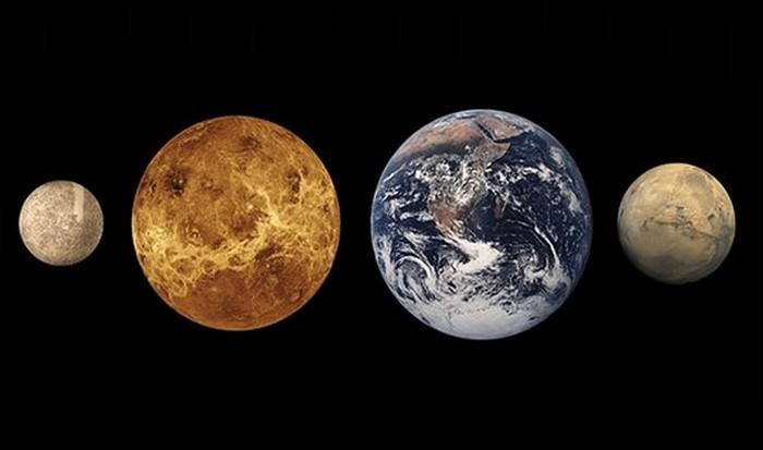 Загадочная Вселенная: облака Венеры.