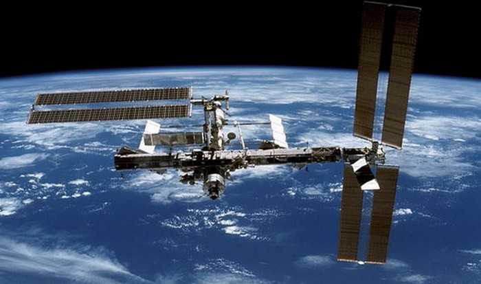 МКС - самая дорогая структура, построенная человеком.