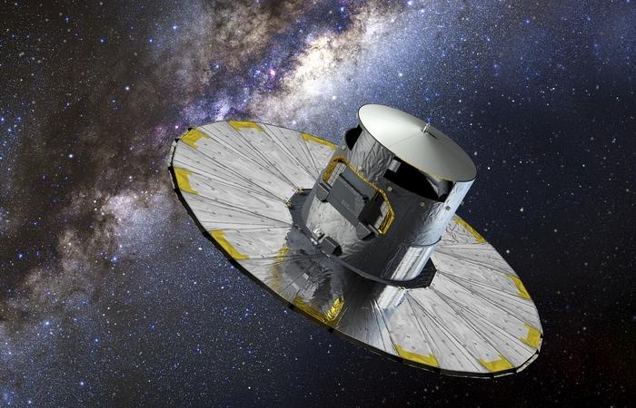 Космическая обсерватория Gaia.