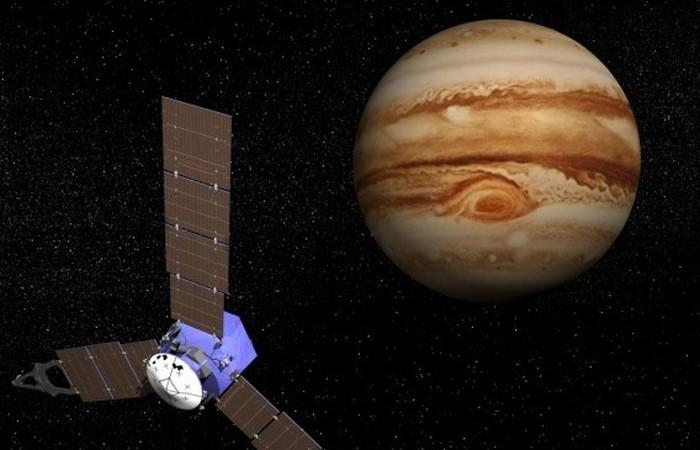Космический аппарат Juno.
