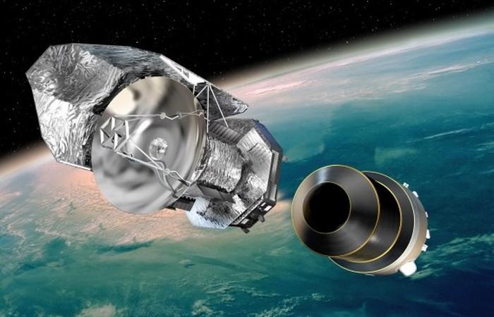 Космическая обсерватория Herschel.