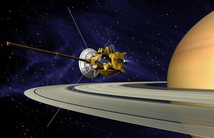 Cassini- Huygens.