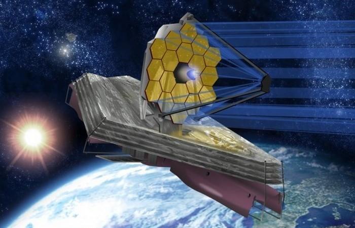 Космический телескоп James Webb.