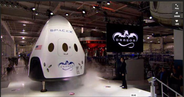 На пути к пассажирским полётам на Марс.